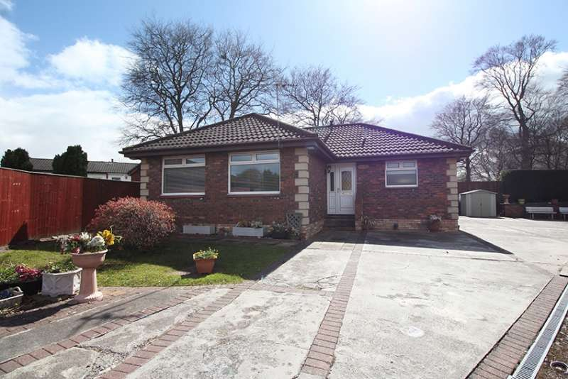 2 Bedrooms Bungalow for sale in Beechwood Gardens, Blackburn, Bathgate, West Lothian, EH47 7PS