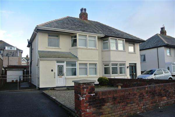 3 Bedrooms Semi Detached House for sale in Clifton Drive, Blackpool