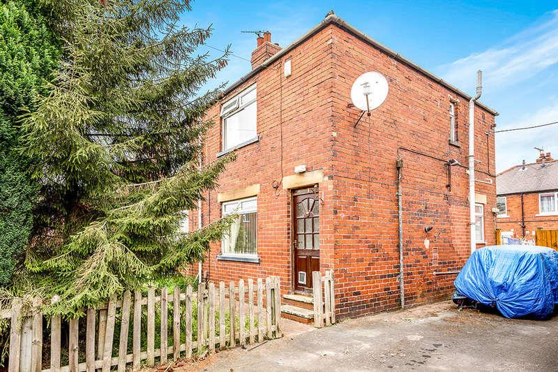 2 Bedrooms Semi Detached House for sale in Vicarage Avenue, Gildersome,Morley, Leeds, LS27