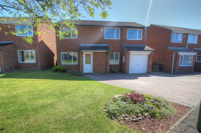 4 Bedrooms Detached House for sale in Coniston Close, Belmont, Durham, DH1