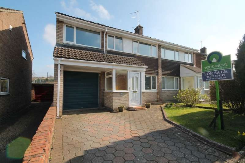 4 Bedrooms Semi Detached House for sale in Benfield Close, Shotley Bridge, Consett, DH8
