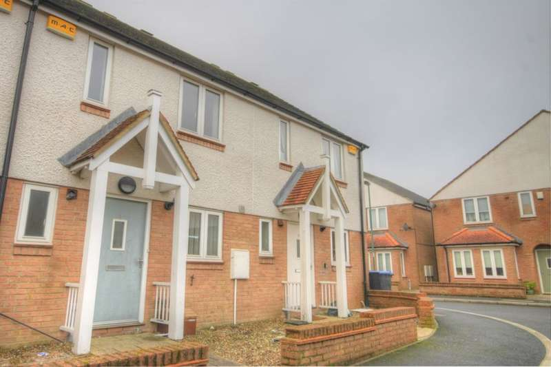 2 Bedrooms Property for sale in Rosemary Close, Consett, DH8