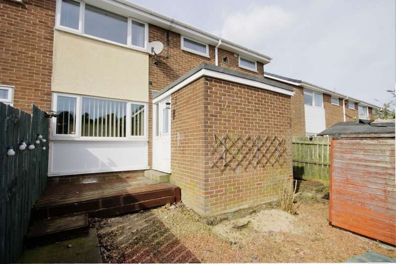3 Bedrooms Property for sale in Woodside Drive, Delves Lane, Consett, DH8