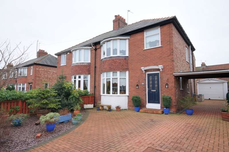4 Bedrooms Semi Detached House for sale in Hadrian Avenue, Chester Le Street, DH3