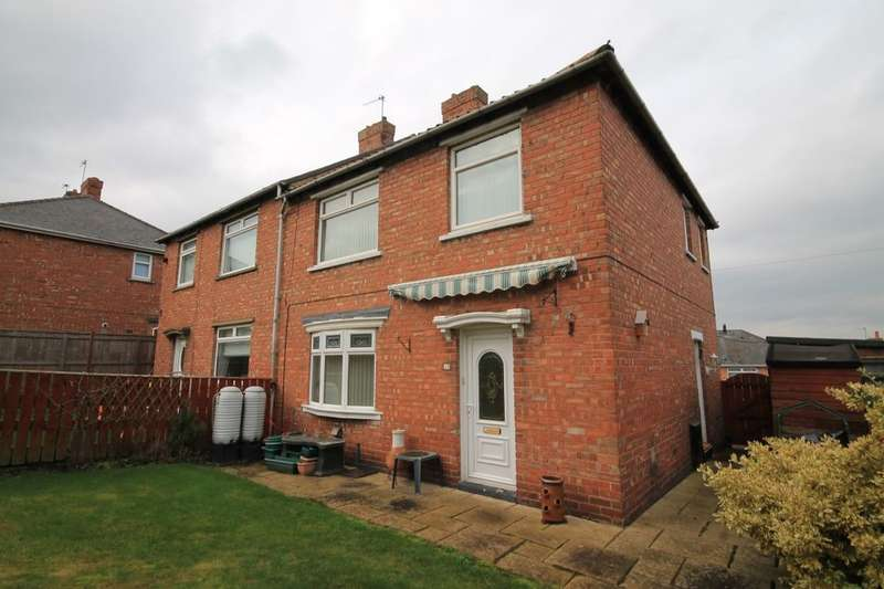 3 Bedrooms Semi Detached House for sale in Northlands, Chester Le Street, DH3