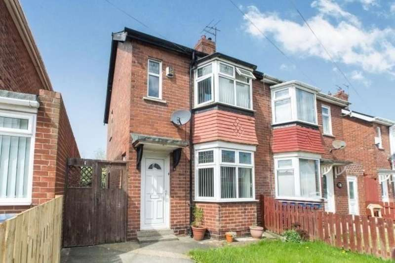 2 Bedrooms Semi Detached House for sale in Briarside, Westerhope, Newcastle Upon Tyne, NE5