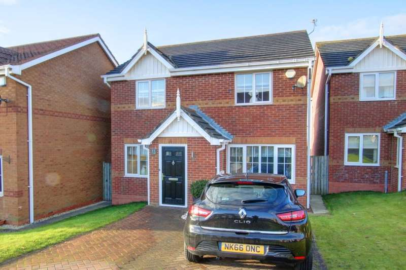 3 Bedrooms Detached House for sale in Elmfield, Hetton-Le-Hole, Houghton Le Spring, DH5