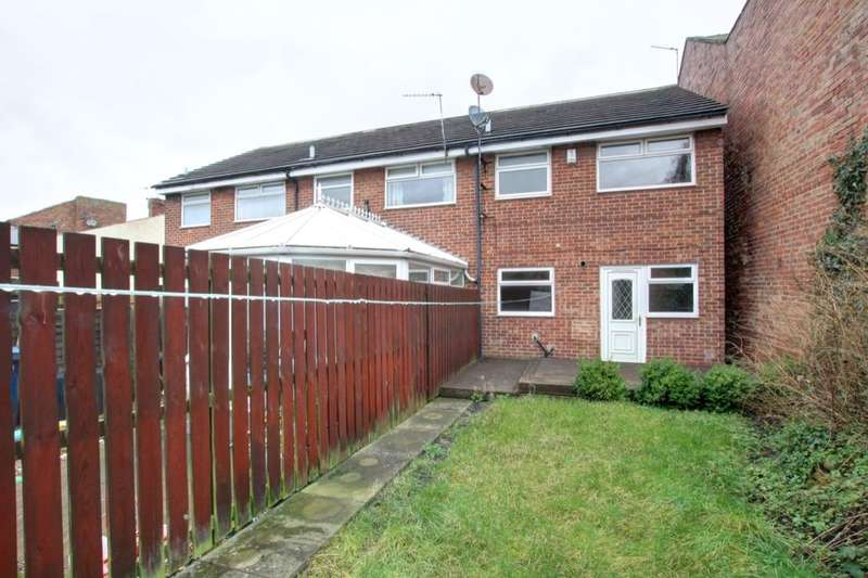 2 Bedrooms Semi Detached House for sale in High Street, Easington Lane, Houghton Le Spring, DH5