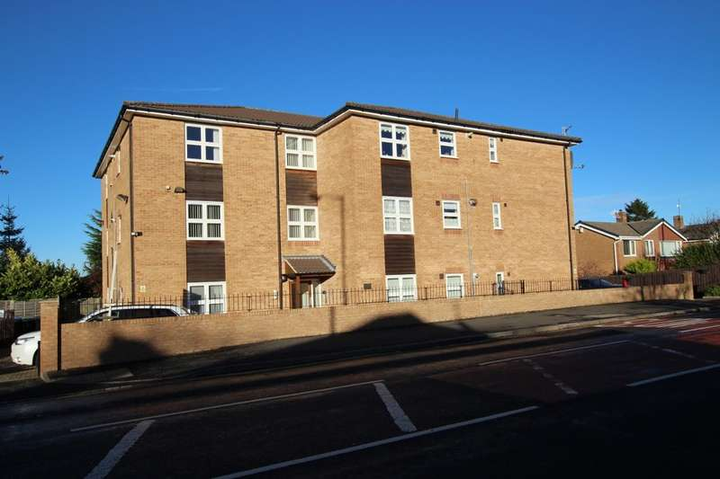 2 Bedrooms Flat for sale in Robson House The Leazes, Burnopfield, Newcastle Upon Tyne, NE16