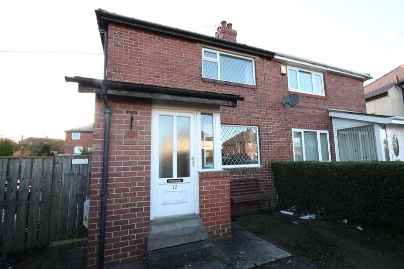 2 Bedrooms Semi Detached House for sale in Stoker Terrace, High Spen, Rowlands Gill, NE39