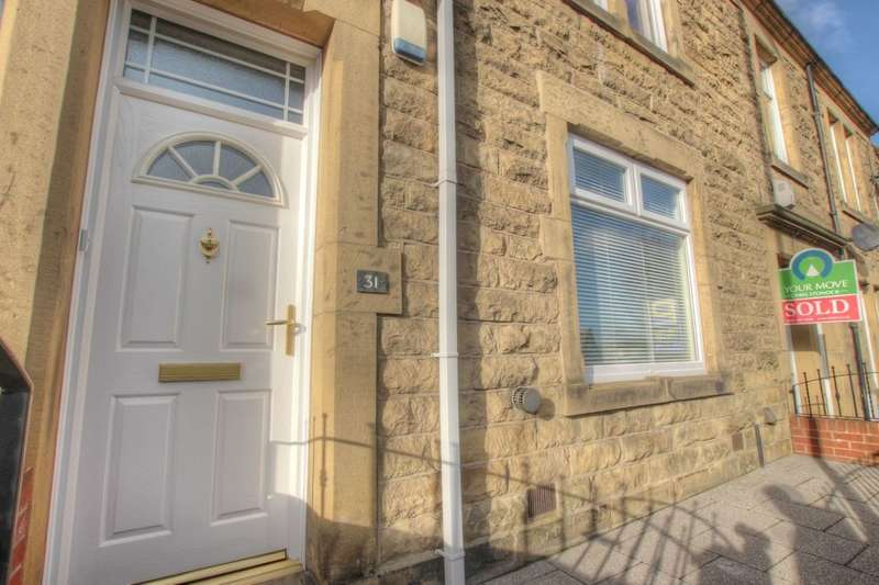 2 Bedrooms Flat for sale in Coldwell Terrace, Gateshead, NE10