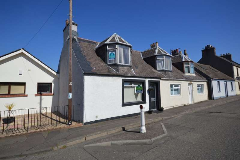 2 Bedrooms Semi Detached House for sale in Main Street, Hillend, Dunfermline, KY11