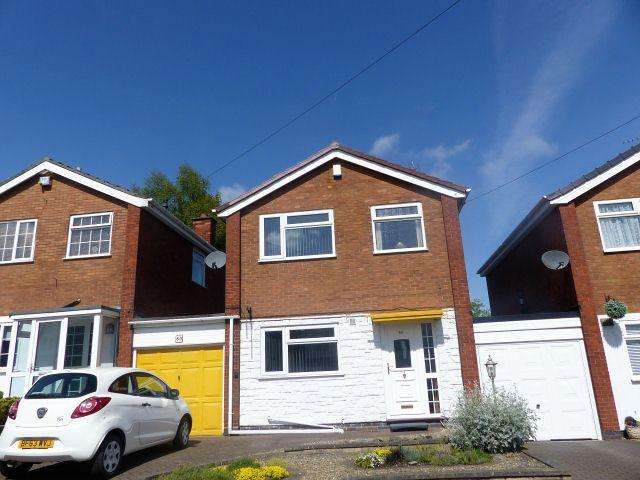 3 Bedrooms Link Detached House for sale in Church Road,Norton Canes,Cannock