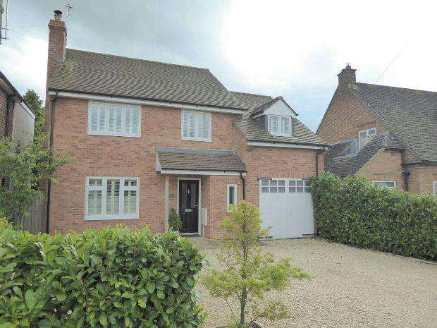4 Bedrooms Detached House for sale in Twyford Grove, Twyford