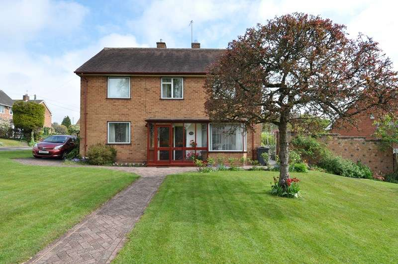 4 Bedrooms Detached House for sale in Corvedale Road, Selly Oak, BOURNVILLE VILLAGE TRUST