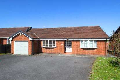 3 Bedrooms Bungalow for sale in Alma Street, North Wingfield, Chesterfield, Derbyshire