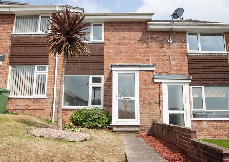 2 Bedrooms Terraced House for sale in Tamerton Foliot, Plymouth