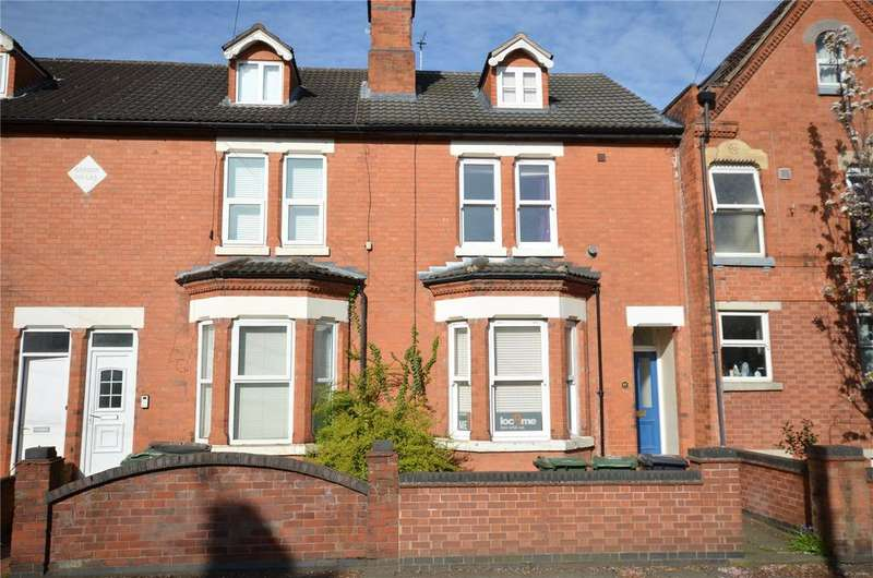 9 Bedrooms Terraced House for sale in Park Road, Loughborough, Leicestershire