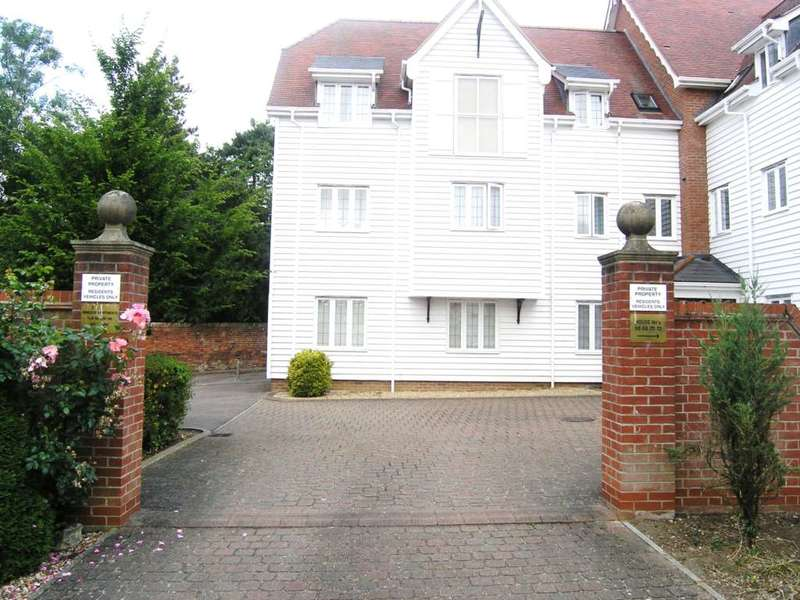 2 Bedrooms Flat for sale in Kings Acre, Coggeshall