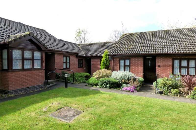 2 Bedrooms Terraced Bungalow for sale in Holly Green, Stapenhill