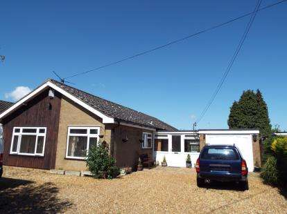 3 Bedrooms Bungalow for sale in St. Germans, King's Lynn, Norfolk