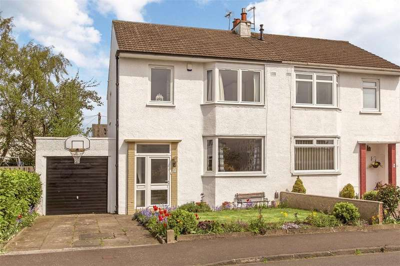 3 Bedrooms Semi Detached House for sale in 7 Silverknowes Court, Silverknowes, Edinburgh, EH4