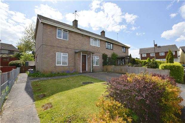 3 Bedrooms Semi Detached House for sale in Middlemead, Stratton-On-The-Fosse.