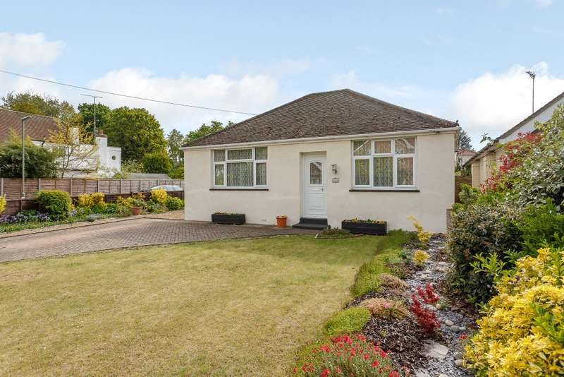 3 Bedrooms Detached Bungalow for sale in New Haw
