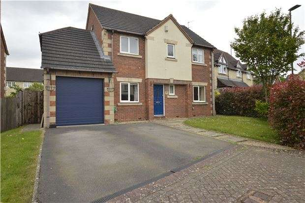 3 Bedrooms Detached House for sale in Rosehip Way, Bishops Cleeve, GL52 8WP