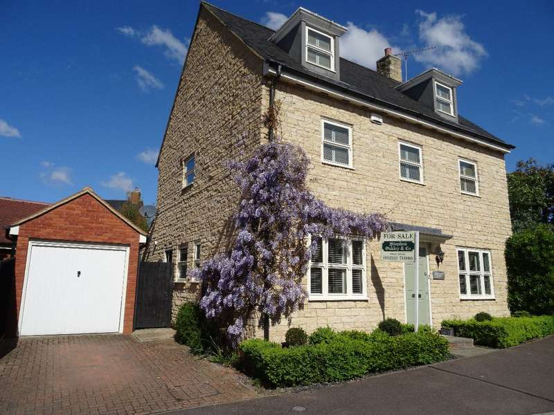6 Bedrooms Detached House for sale in CHANTRY RISE, OLNEY