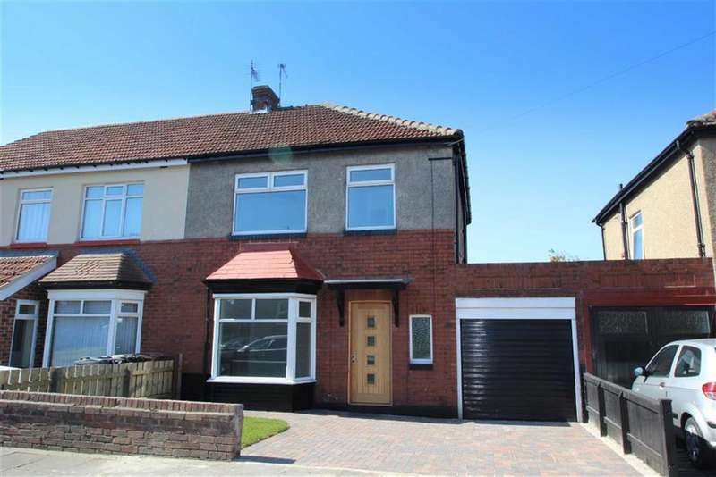 3 Bedrooms Property for sale in Beverley Road, Whitley Bay, NE25
