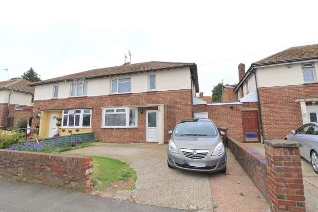3 Bedrooms Semi Detached House for sale in Northbourne Road, Eastbourne, BN22