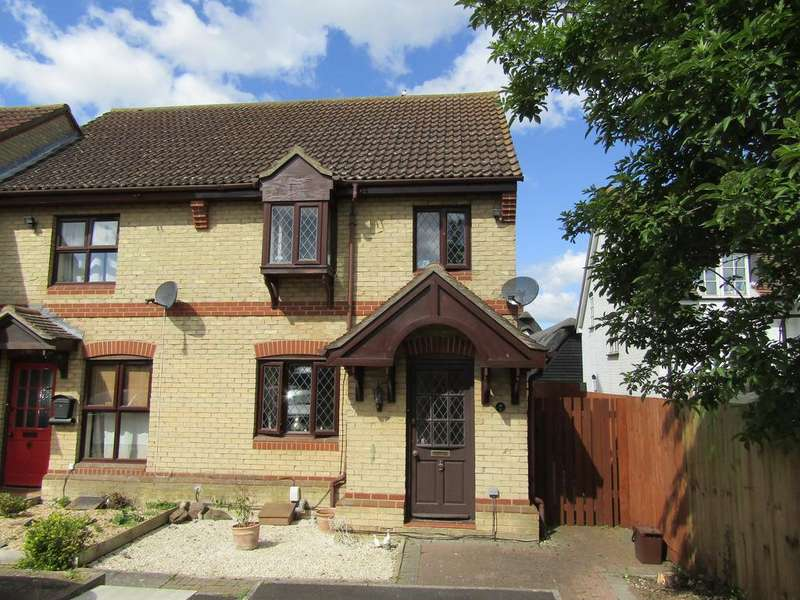 3 Bedrooms End Of Terrace House for sale in Primary Way, Arlesey SG15 6YE