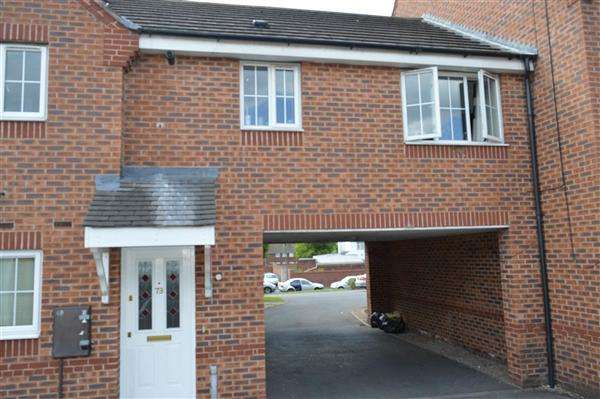 1 Bedroom Flat for sale in Mill Street, Wednesbury, Darlaston