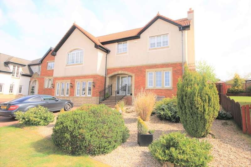 4 Bedrooms Detached House for sale in Snead View, Motherwell
