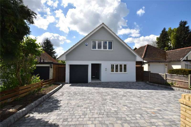 4 Bedrooms Detached House for sale in Green Lane, St. Albans, Hertfordshire