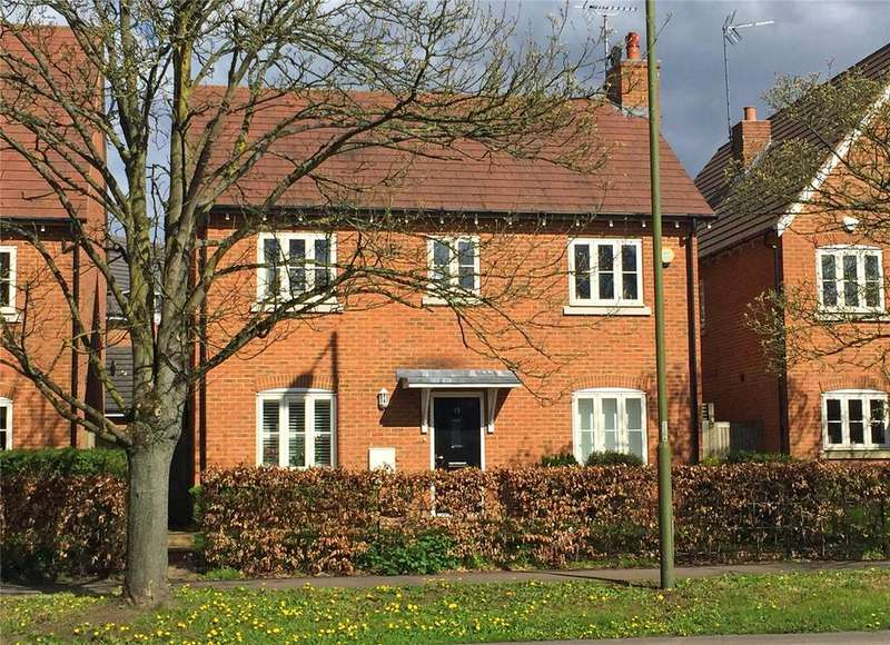 4 Bedrooms Detached House for sale in Page Place, St. Albans, Hertfordshire