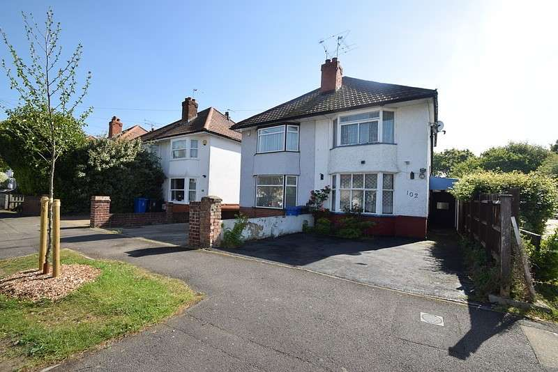 2 Bedrooms Semi Detached House for sale in Vale Road, Windsor, SL4