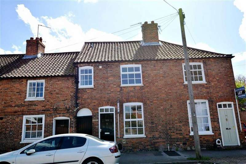 2 Bedrooms Terraced House for sale in Millgate, Newark, Nottinghamshire, NG24