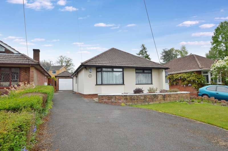 2 Bedrooms Detached Bungalow for sale in Chandler's Ford