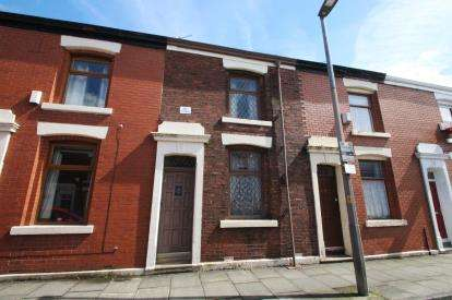 2 Bedrooms Terraced House for sale in Marlton Road, Blackburn, Lancashire
