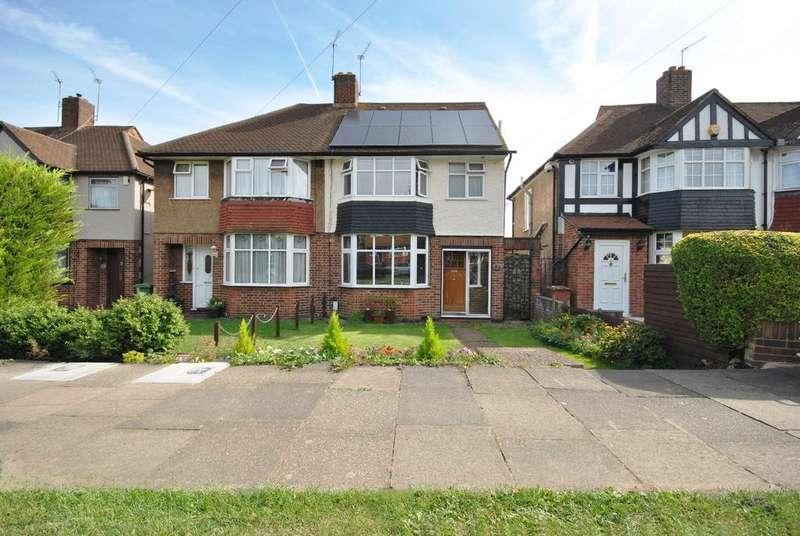 4 Bedrooms Semi Detached House for sale in Jevington Way London SE12