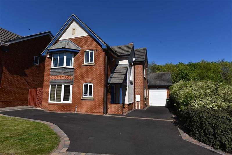 3 Bedrooms Detached House for sale in Rosewood Park