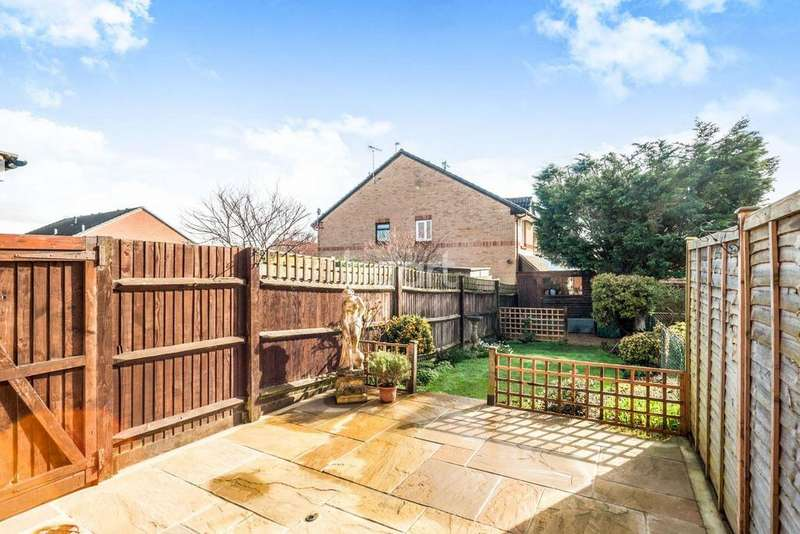 2 Bedrooms End Of Terrace House for sale in Allonby Drive, North Ruislip