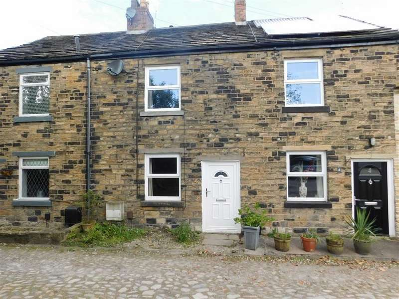 2 Bedrooms Cottage House for sale in Chorlton Fold, Woodley, Stockport