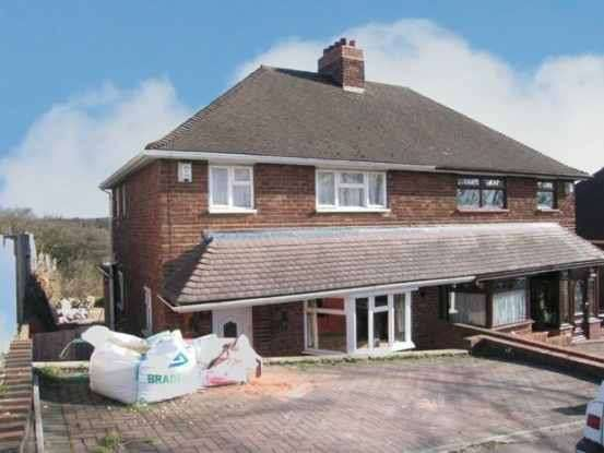 3 Bedrooms Semi Detached House for sale in Highbridge Road, Dudley, West Midlands, DY2 0HT