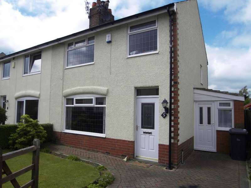 3 Bedrooms Semi Detached House for sale in Moorcroft Crescent, Ribbleton