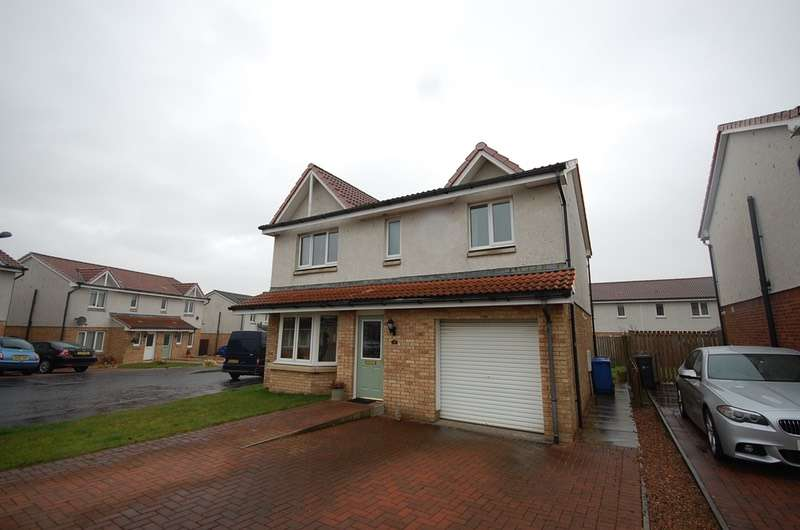 4 Bedrooms Detached House for sale in harvie gardens, armadale, West Lothian, EH48