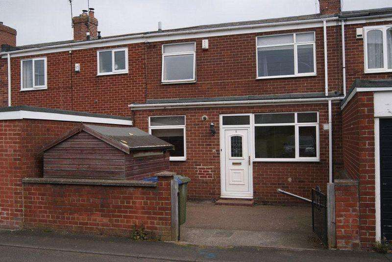 3 Bedrooms Terraced House for sale in East View, Seghill