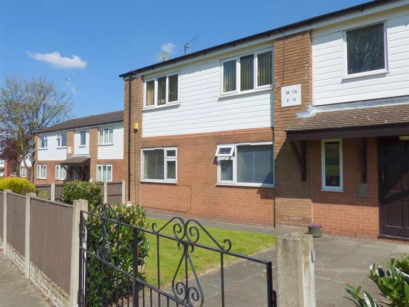 1 Bedroom Apartment Flat for sale in Arnside Road, Huyton, Liverpool